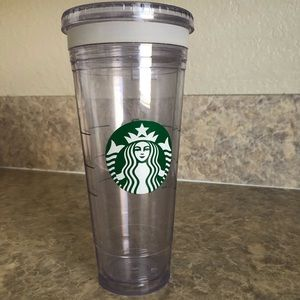 24 floz Starbucks insulated cup